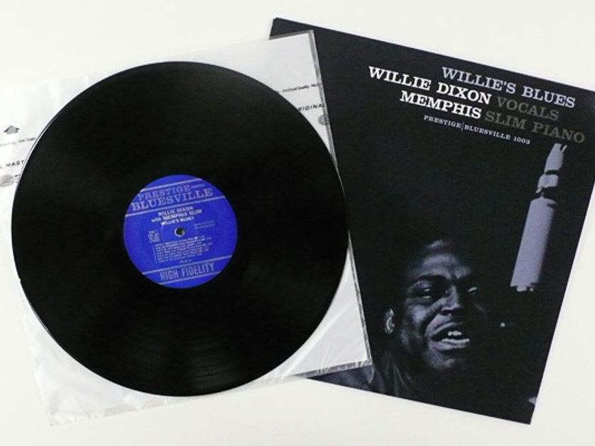 Willie Dixon & Memphis Slim :: -  Willie's Blues