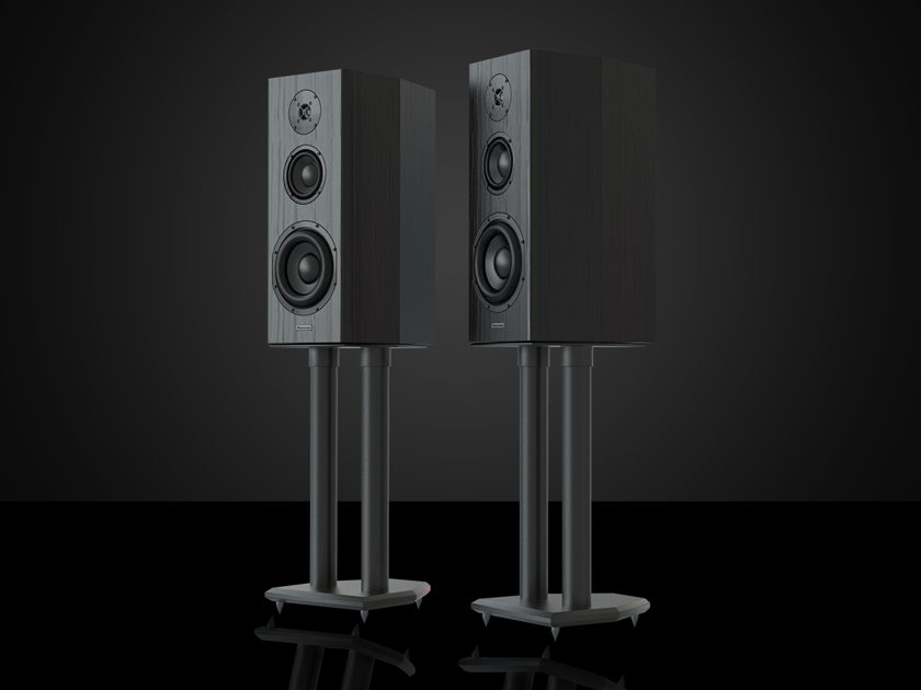 Bryston Mini T Bookshelf Speakers Black Friday Sale
