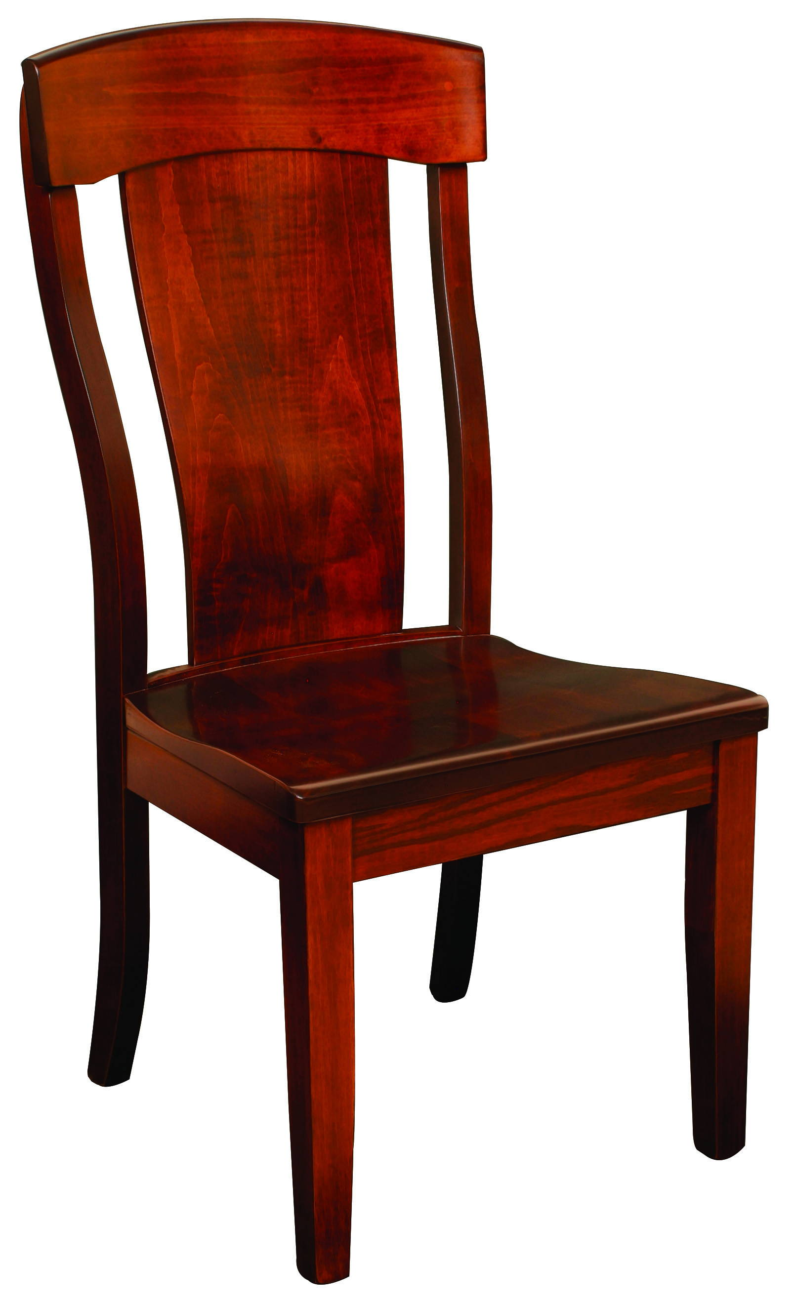 Kowan Solid Wood, Handcrafted Kitchen Chair or DIning Chair from Harvest Home Interiors Amish Furniture