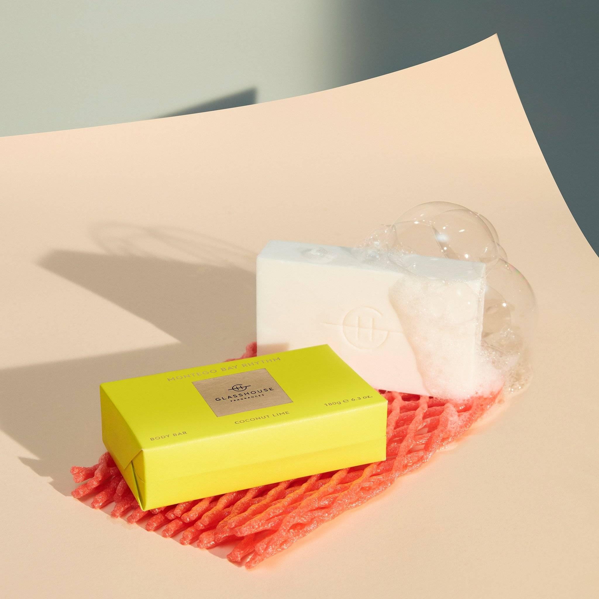 Glasshouse Soap