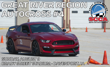 Great River Region SCCA Event #4