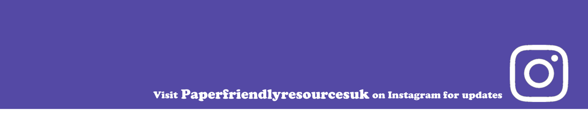 Paperfriendlyresources's Shop