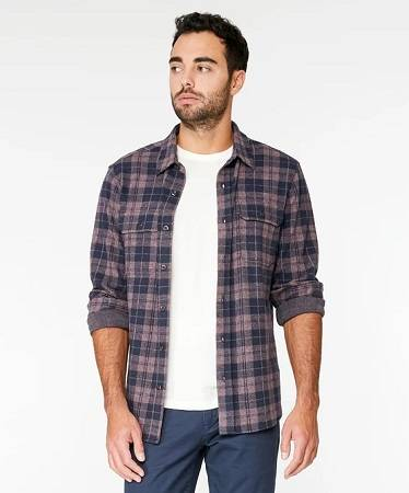 Axe Sweater Flannel