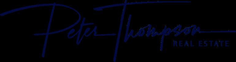 Peter Thompson Real Estate Logo