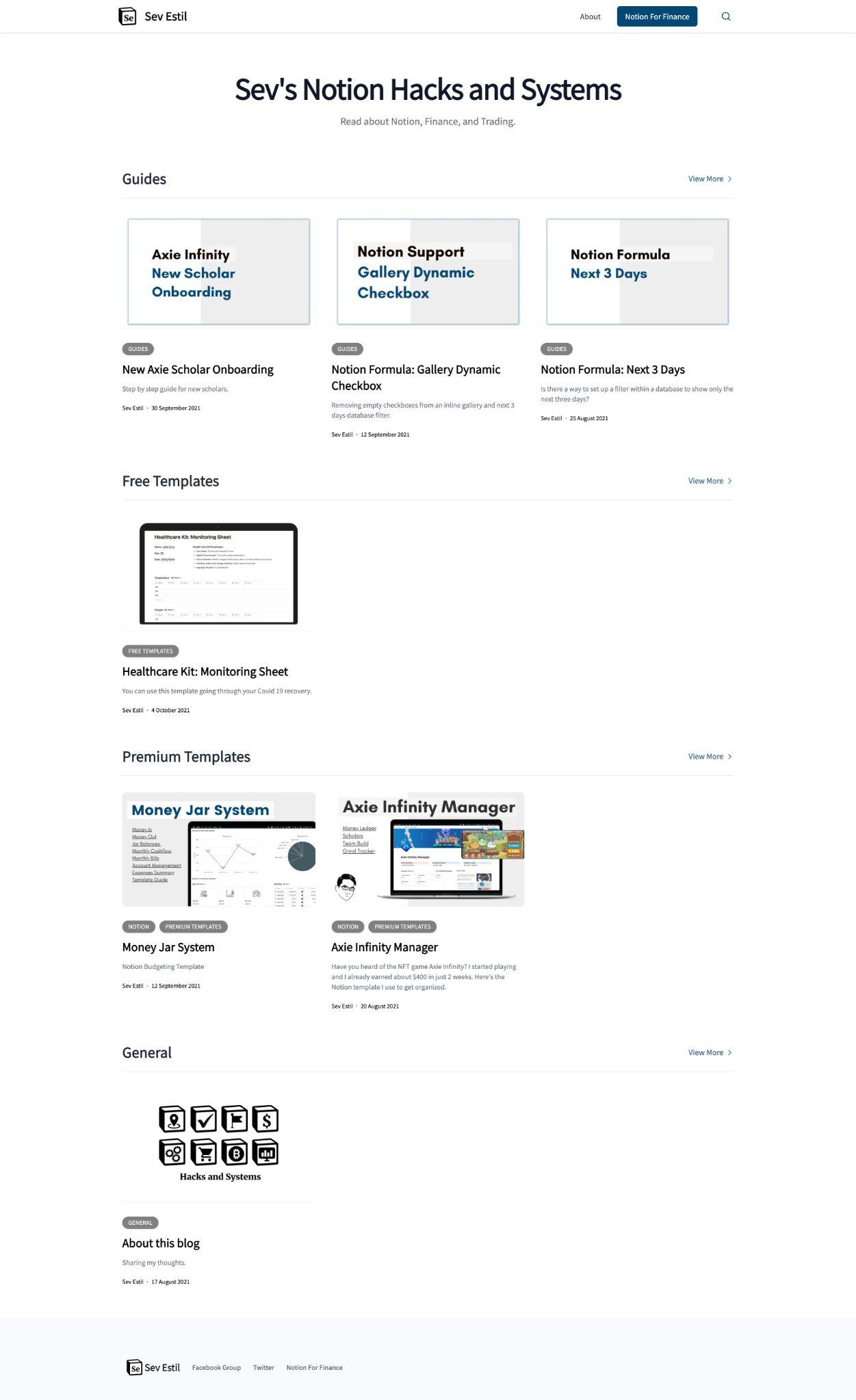 Sevestil.com