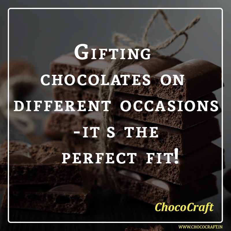 Chocolates for Gifting