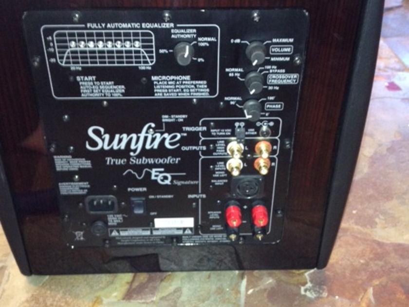 Sunfire True Subwoofer EQ 12 TS-EQ12