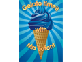 Gelato Time with a Friend and Mrs. Lafont