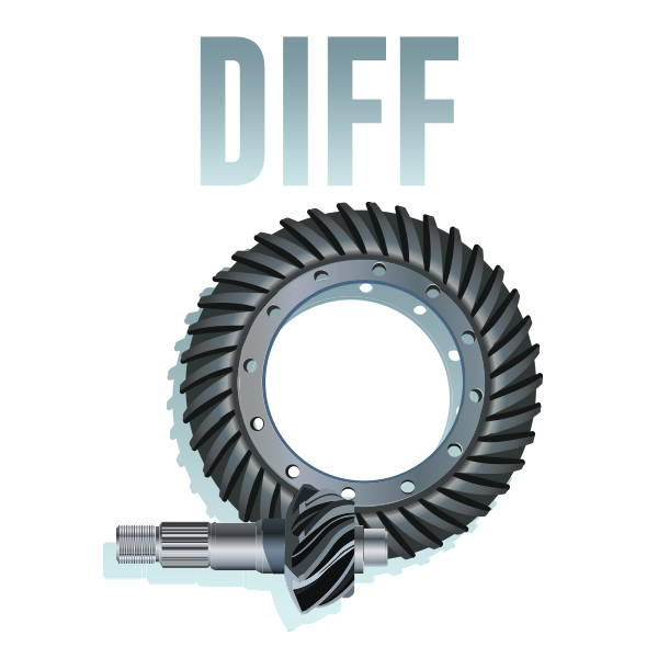 View our Diff Parts