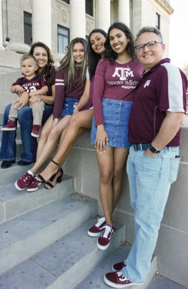 strahan family of the month primrose school of champions spring texas