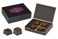 Return Gift Ideas for Wedding Reception - 4 Chocolate Box - Assorted Candies (10 Boxes)