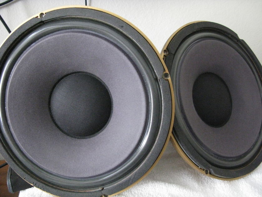 """Tannoy HPD 12"""" Dual Concentric Speakers with crossovers"""