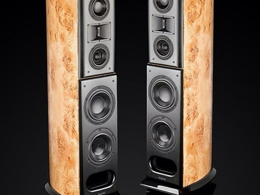 Acoustic Zen Crescendo MK2 New speakers with great reviews