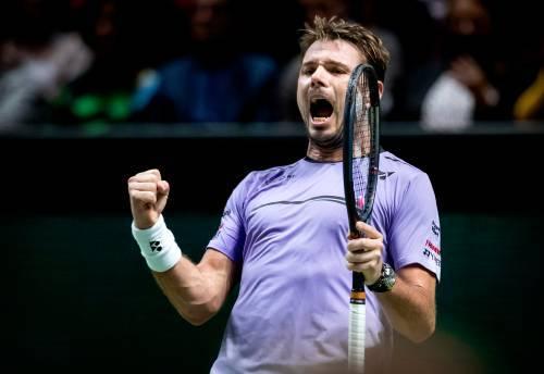 ATP Nishikori manda a Roger al séptimo puesto