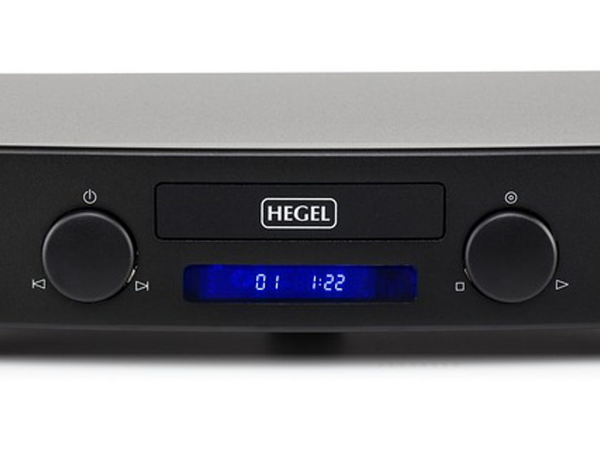 Hegel Mohican Single Play, Black