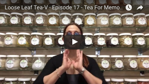 Herbs and teas for brain and memory