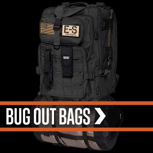 BUG OUT BAGS SURVIVAL GEAR