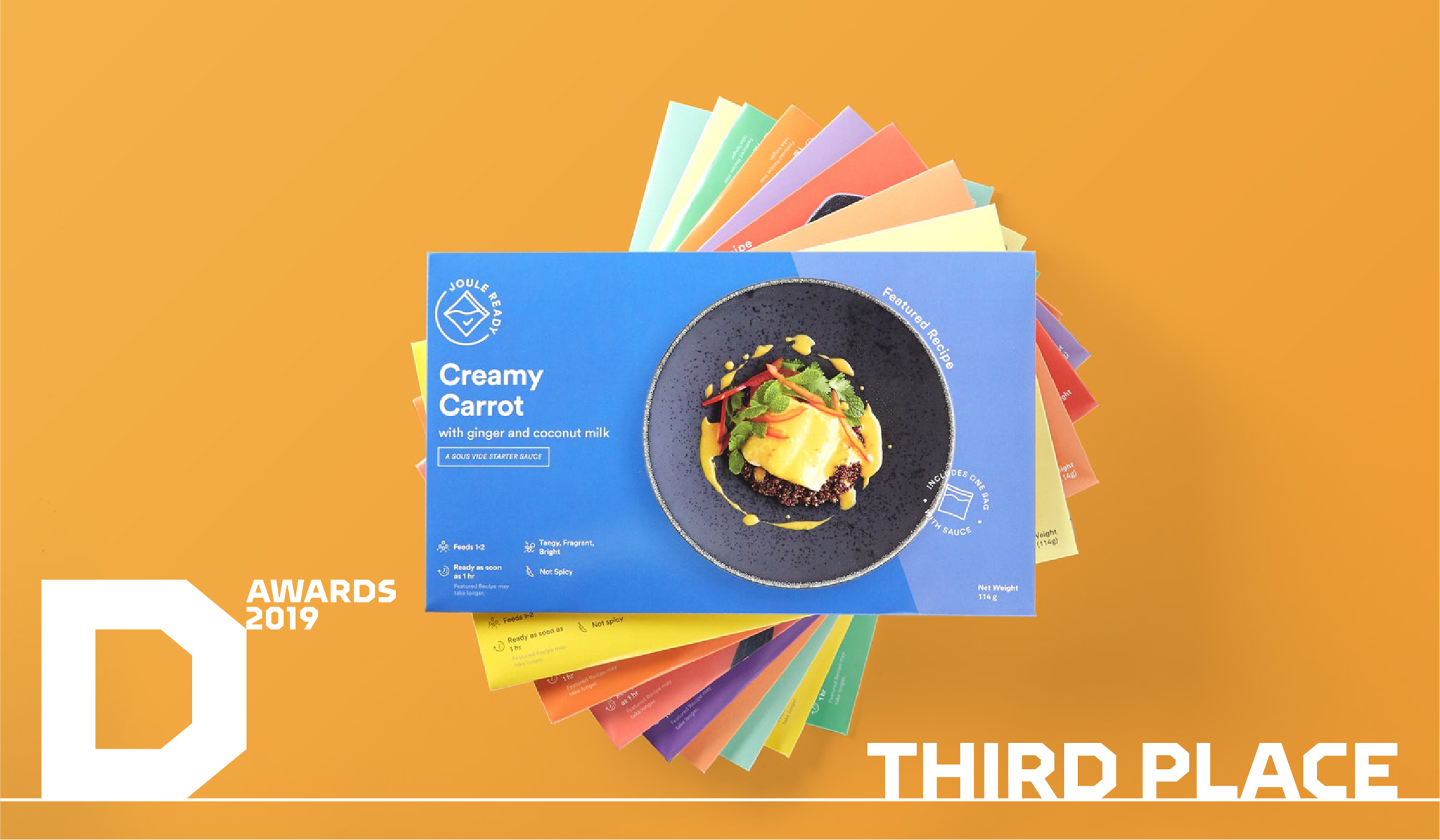 Announcing Dieline Awards 2019 Third Place Winners | Dieline