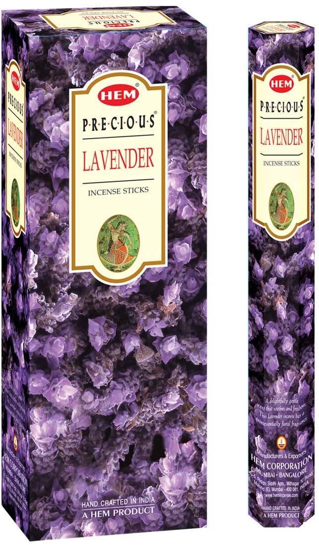Lavender Hem Sticks for Incense