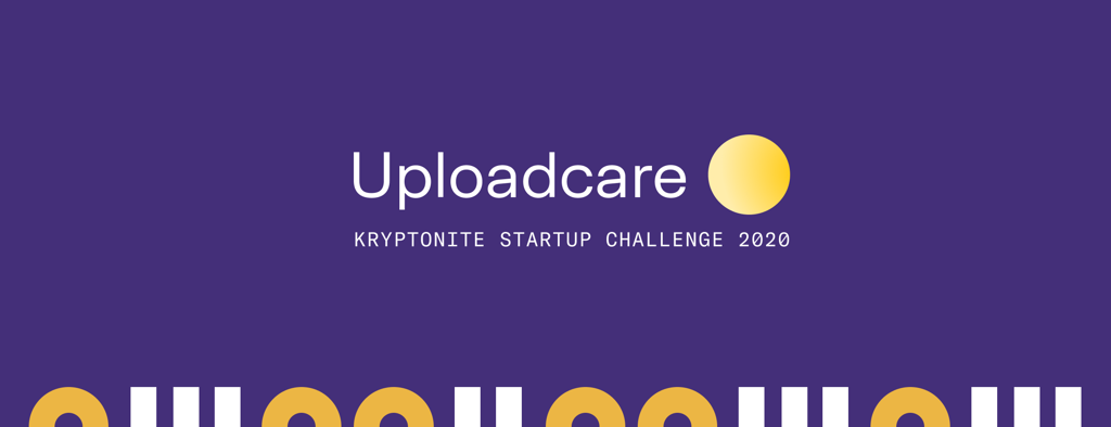 Uploadcare Among 10 Finalists of Kryptonite Startup Challenge 2020