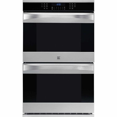 KENMORE 30″ ELITE DOUBLE WALL OVEN- STAINLESS