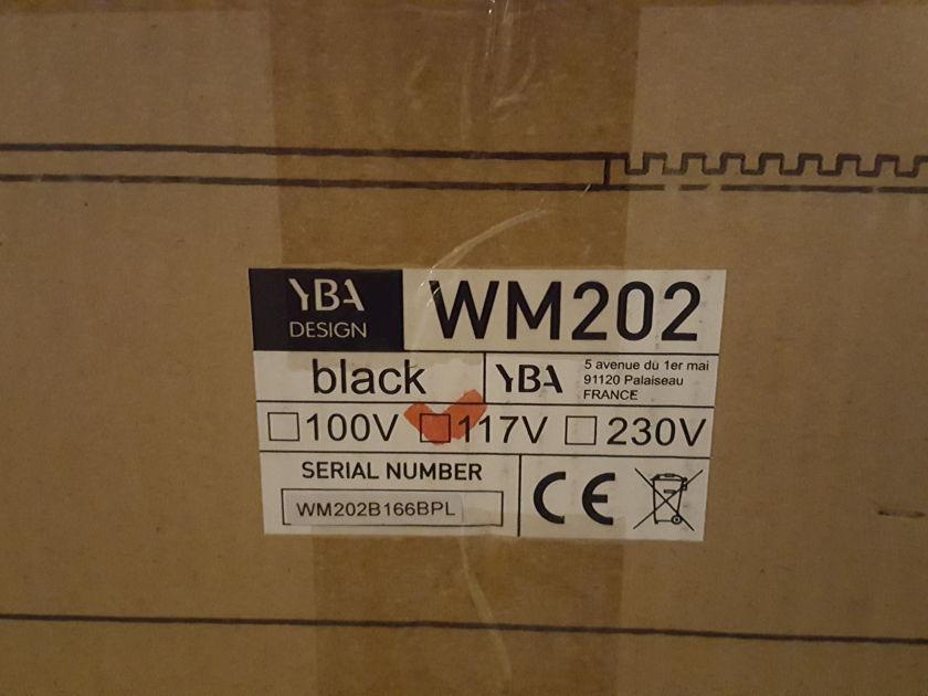 YBA Design WM202 CD Player/Transport - New In Box : Trades OK