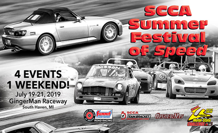 2020 SCCA Summer Festival of Speed - Volunteers
