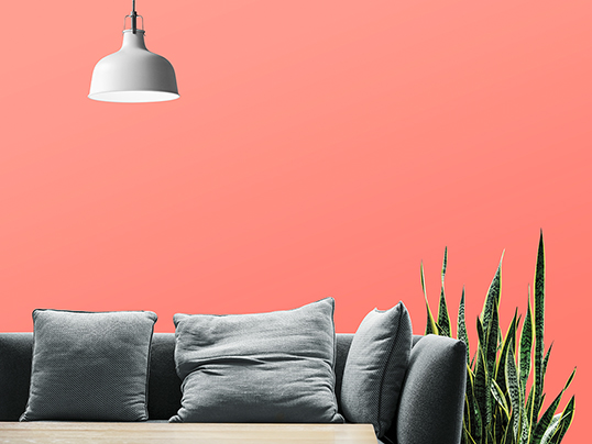 "Sintra - Discover ""Living Coral"", the trend colour 2019 of the Pantone Colour Institute! These interior design tips show you how best to use the colour in your home."