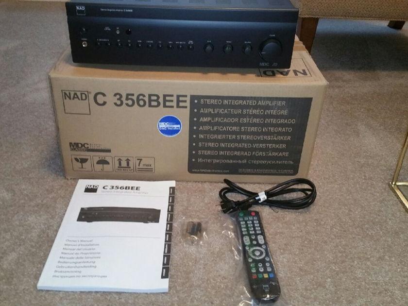 NAD C356 DAC warm very pronounced sound