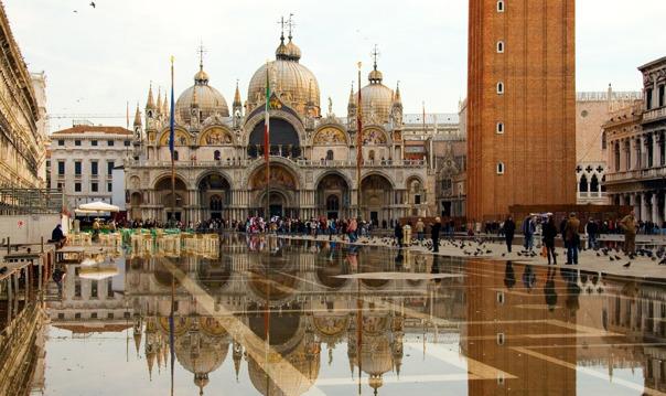 Замечательная Венеция. Экскурсия с гидом-историком
