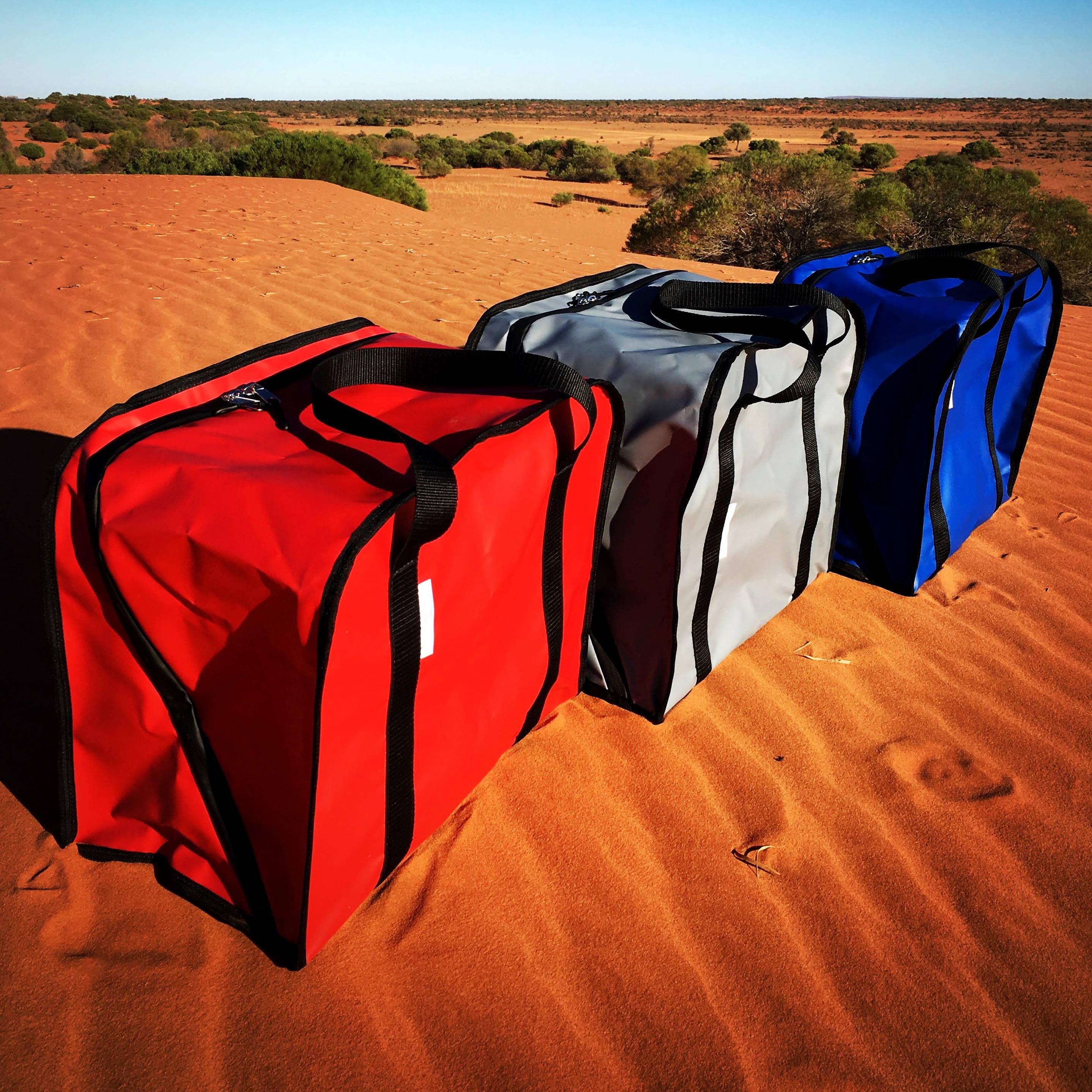 Honda and Yamaha invertor generator carry bags