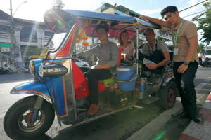 Bangkok Flip Side - Skip the Tourist Crowd