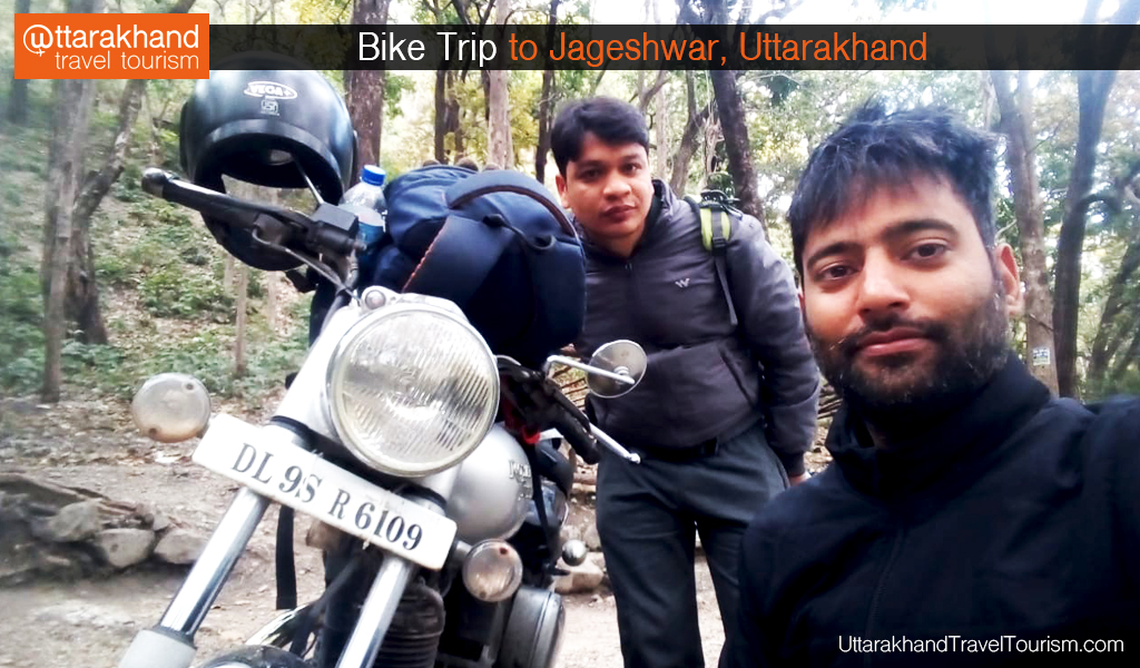 Road Trip To Jageshwar Uttarakhand