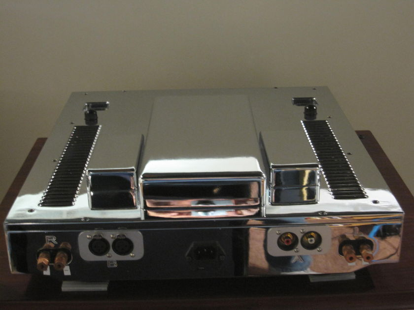Studio Electric EA4 Amp Old Chassis style Tube/SS