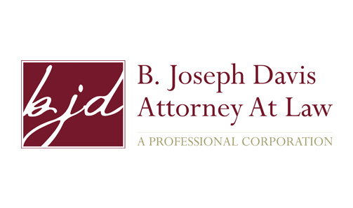 Logo for B. Joseph Davis Attorney At Law