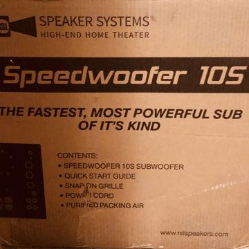 Speedwoofer 10S