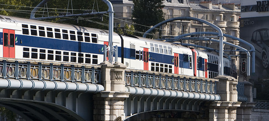Paris - RER