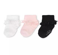 Goldbug toddler girl socks