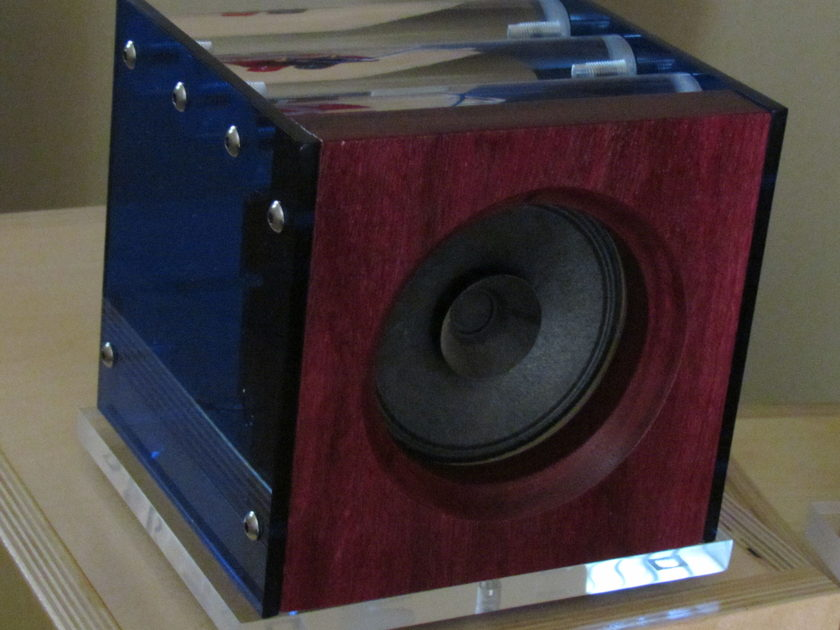 SIA  Custom-Made Alnico Super-  Tweeters  For Full-Range/High-E   Speaker Sytems