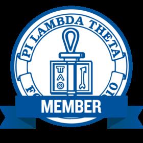Pi lambda theta logo.png