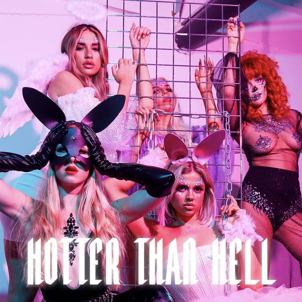 SHRINE Halloween 2019 - Hotter Than Hell