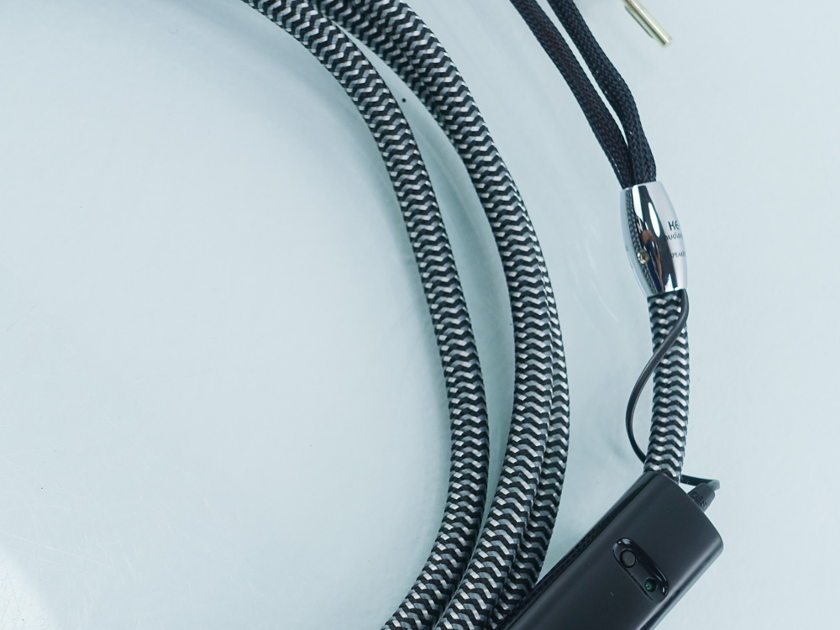 Audioquest  KE-4 Speaker Cables; 10ft Pair w/ 72v DBS (9547)