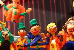 bester geburtstagde trickfilmland studio tour knete menschen