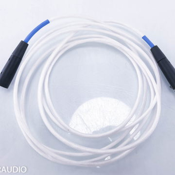 Silver Resolution XLR Cable