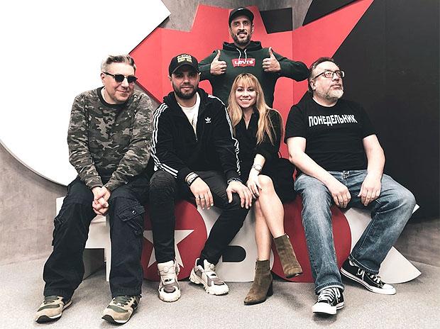Группа «Градусы» представила новую песню в эфире «Нового Радио» - Новости радио OnAir.ru