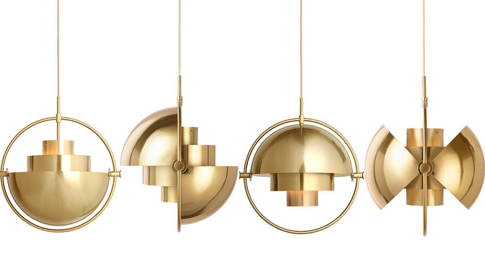 GUBI Multi Lite Pendant Light