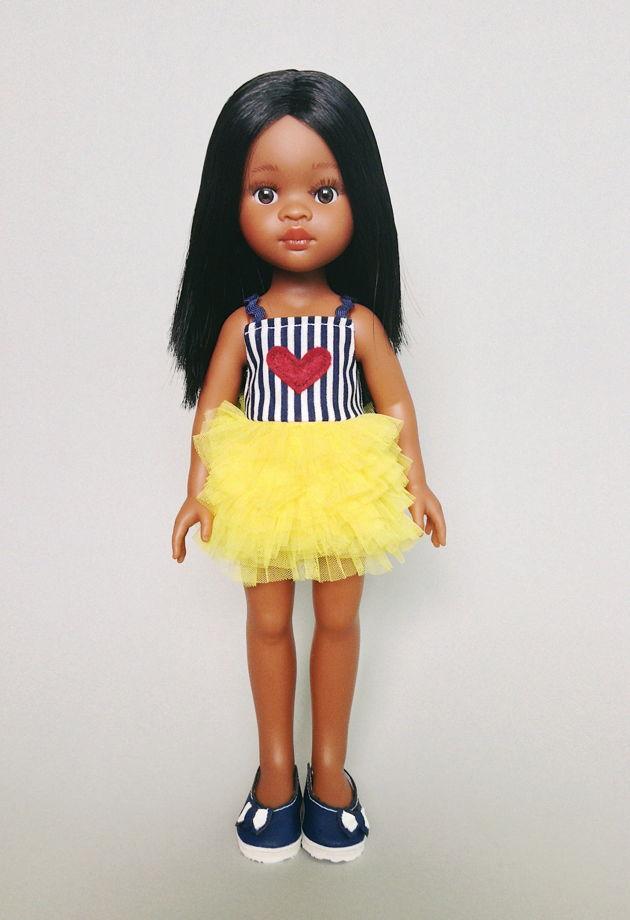 Виниловая куколка Нора
