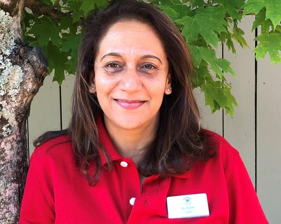 Ms. Naureen Hafeez , Private Pre Kindergarten, Lead Teacher