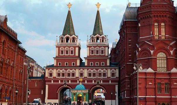 Святая Дорога: от Кремля до Белого Города.