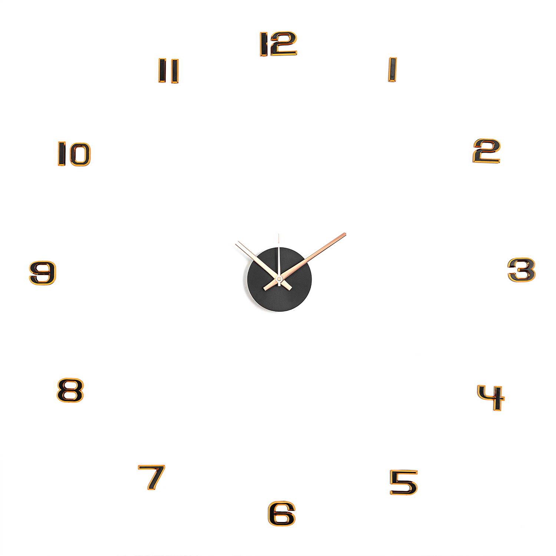 Stylish Stick-on Clock